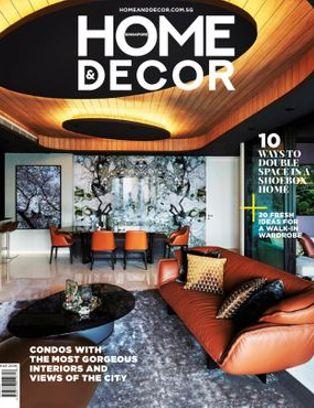Home U0026 Decor Singapore Magazine   Get Your Digital Subscription