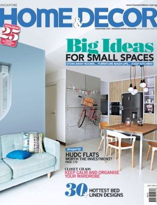 home amp decor singapore magazine july 2013 issue get your