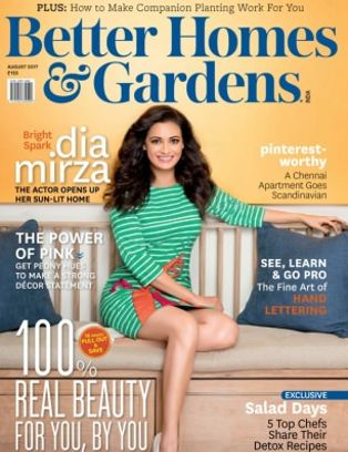 Better Homes U0026amp; Gardens India Magazine August 2017 Issue U2013 Get Your  Digital Copy