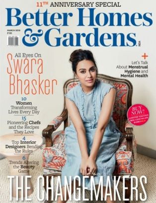 Better Homes Gardens India Magazine March 2018 Issue