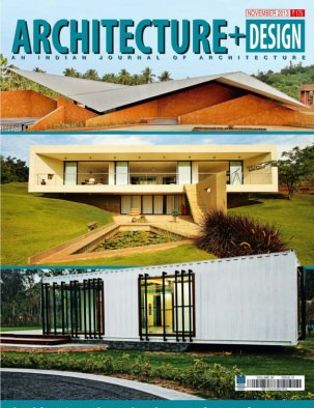 Architecture design magazine november 2013 issue get for Architectural design issues