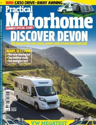 d2d4e685e1 Practical Motorhome Magazine Summer 2016 issue – Get your digital copy