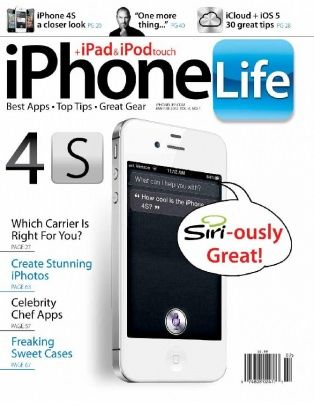 Iphone life magazine