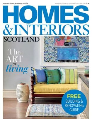 Homes U0026 Interiors Scotland Magazine   Get Your Digital Subscription
