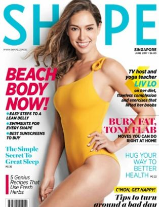 54276942ffa Shape Singapore Magazine June 2017 issue – Get your digital copy