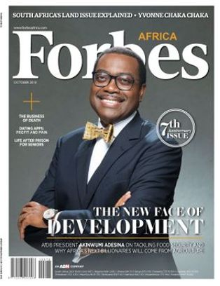 44c0a61e29f Forbes Africa Magazine October 2018 issue – Get your digital copy