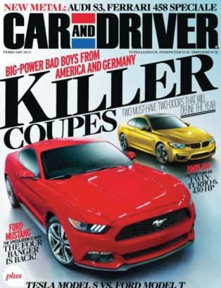 Car And Driver February 2017