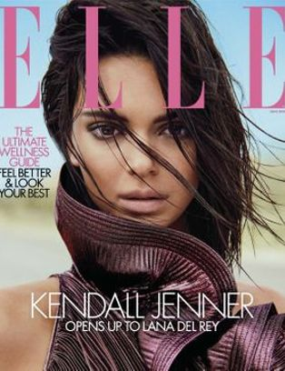 Image result for elle magazine cover june 2018