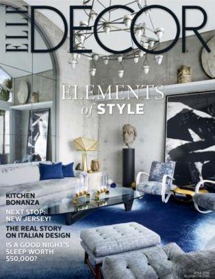 Beautiful Elle Decor Magazine April 2018 Issue U2013 Get Your Digital Copy