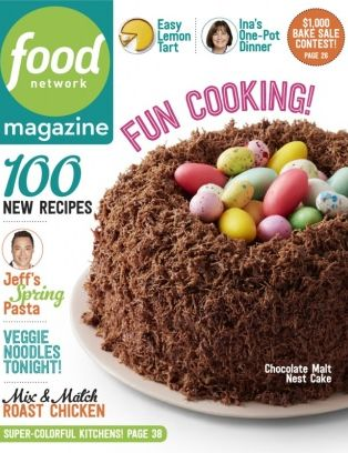 Food Network Magazine April 2017 Issue Get Your Digital Copy