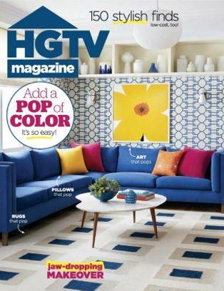 Hgtv magazine order