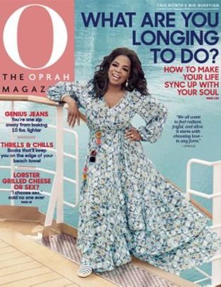 Oprah Magazine Pdf