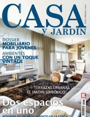 CASA Y JARDÍN Magazine August 2014 issue – Get your digital copy