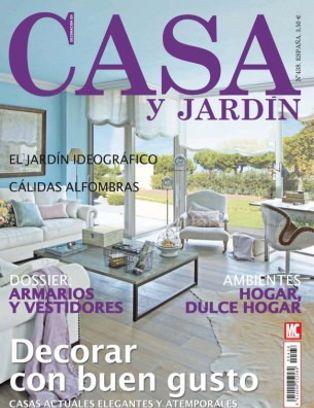 CASA Y JARDÍN Magazine - Get your Digital Subscription