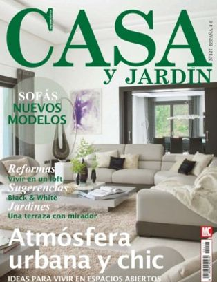 CASA Y JARDÍN Magazine October 2013 issue – Get your digital copy