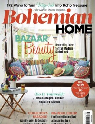 Flea Market Décor Magazine Fmd Bohemian Home Summer 2017 Issue Get Your Digital Copy