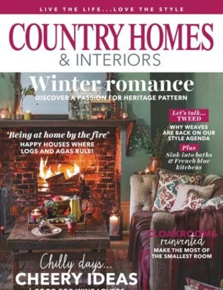 Country Homes Amp Interiors Magazine February 48 Issue Get Magnificent Country Homes And Interiors Subscription