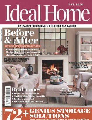 Ideal Home UK Magazine February 2018 Issue U2013 Get Your Digital Copy