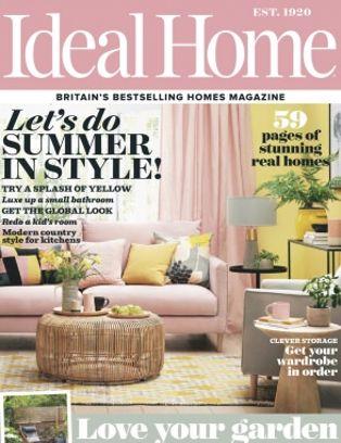 Ordinaire Ideal Home UK Magazine June 2018 Issue U2013 Get Your Digital Copy