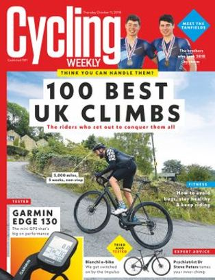 78f48076a83 CYCLING WEEKLY Magazine October 11