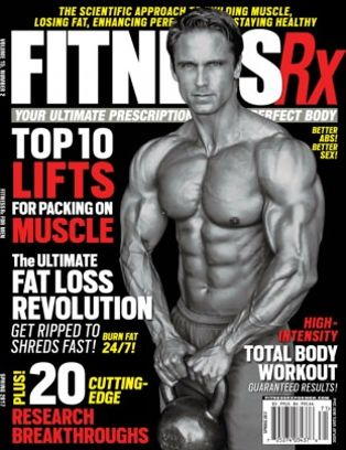 Fitness Rx For Men Magazine