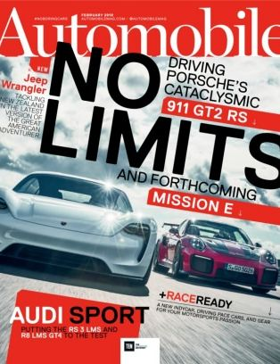 automobile magazine february 2018 issue get your digital copy