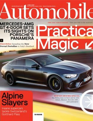 automobile magazine june 2018 issue get your digital copy
