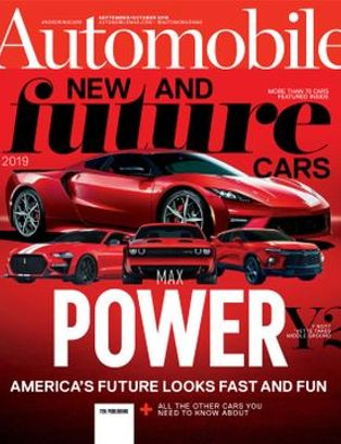 automobile magazine september october 2018 issue get your digital copy