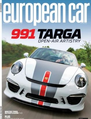 European Car Magazine January February 2016 Issue Get Your Digital
