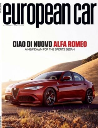 European Car Magazine March April 2017 Issue Get Your Digital Copy