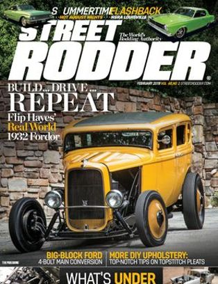Street Rodder Magazine >> Street Rodder Magazine February 2019 Issue Get Your Digital Copy