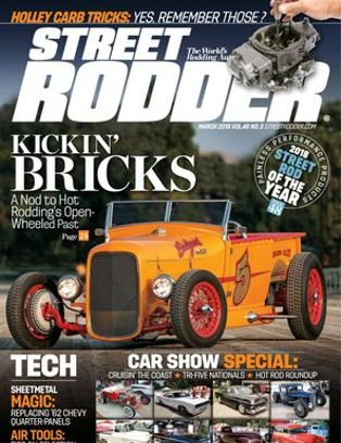 Street Rodder Magazine >> Street Rodder Magazine Get Your Digital Subscription