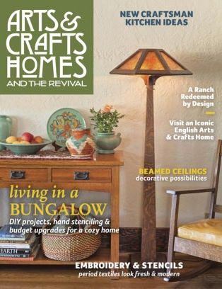 Arts and Crafts Homes Magazine Winter 2017 issue – Get your digital copy