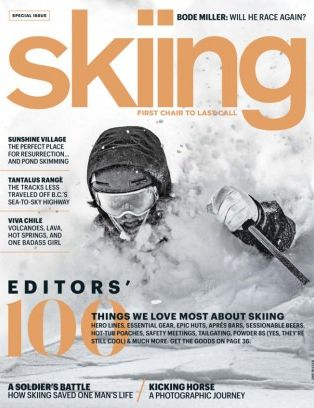 skiing magazine get your digital subscription