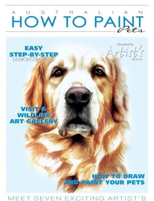 Australian How To Paint Magazine Issue 12 Issue Get Your Digital Copy