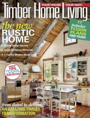 Ordinaire Timber Home Living Magazine July   August 2018 Issue U2013 Get Your Digital Copy