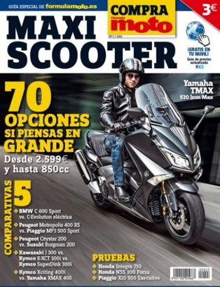 Compramoto Maxiscooter Magazine Nº 3 2015 Issue Get Your Digital Copy