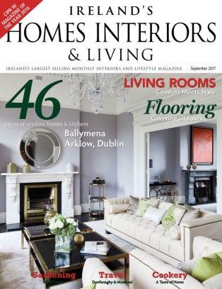 ireland s homes interiors amp living magazine september 2017 issue