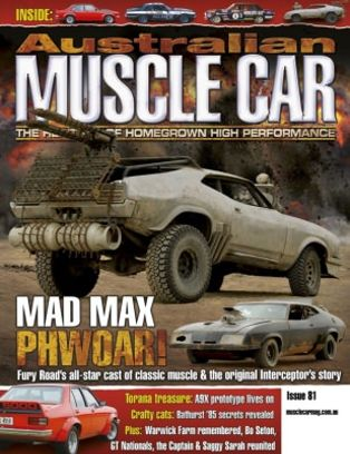 Australian Muscle Car Magazine Issue 81 Issue Get Your Digital Copy
