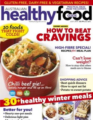 Healthy Food Guide Magazine July 2015 Issue Get Your Digital Copy