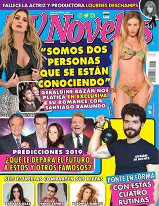 Tvynovelas Magazine Enero 01 2019 Issue Get Your Digital Copy