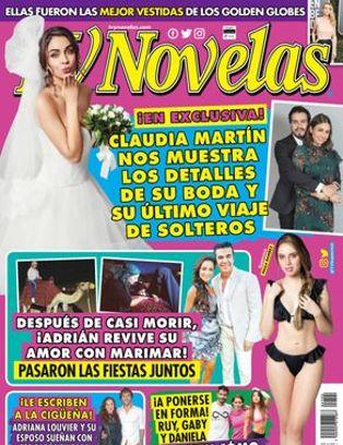 Tvynovelas Magazine Enero 02 2019 Issue Get Your Digital Copy