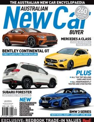 Australian New Car Buyer Magazine Get Your Digital Subscription