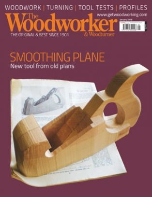 The Woodworker Magazine January 2018 Issue Get Your Digital Copy