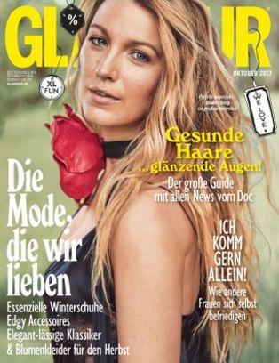 Glamour Deutsch Magazine Oktober 2017 Issue Get Your Digital Copy