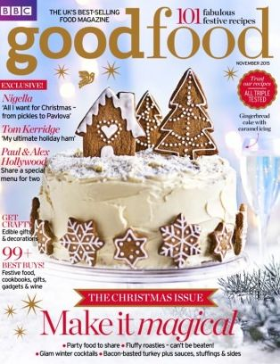 Bbc Good Food Uk Magazine November 2015 Issue Get Your Digital Copy