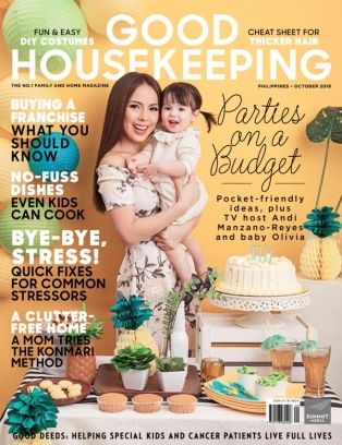 Good Housekeeping Philippines Magazine October 2016 Issue Get Your Digital Copy