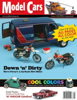 Model Cars Magazine Issue 201 Issue Get Your Digital Copy