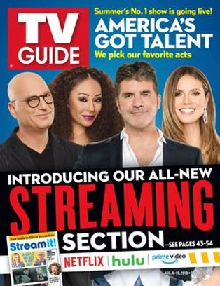 Tv Guide Magazine August 6 2018 Issue Get Your Digital Copy
