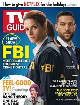 Tv Guide Magazine November 26 2018 Issue Get Your Digital Copy